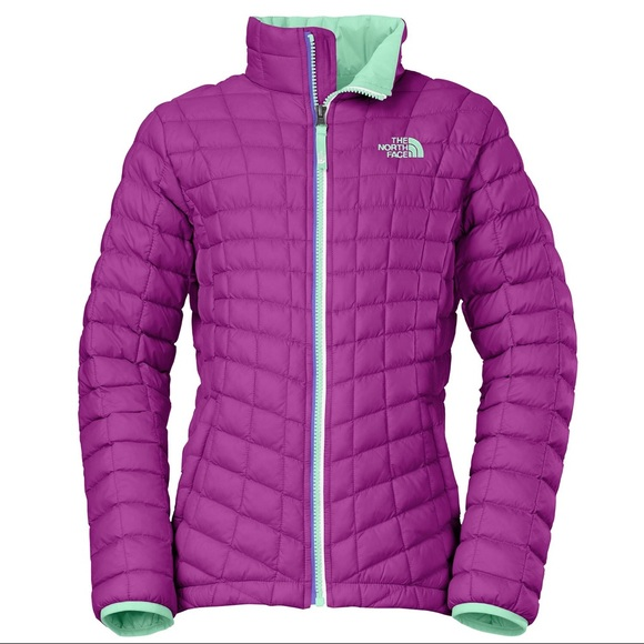 9fd6b6d62 The North Face ThermoBall Full Zip Jacket Girls'